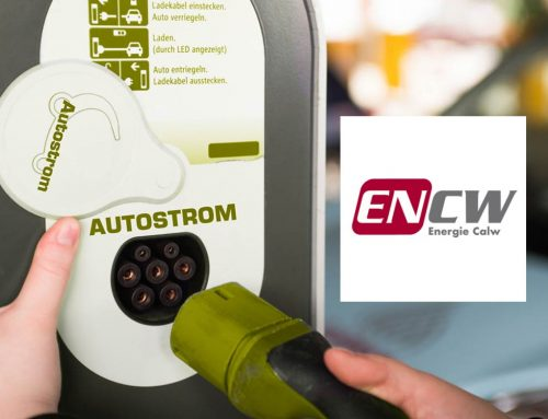 Entwicklungs- & Servicepartner E-MOBILITY mit Energieversorger