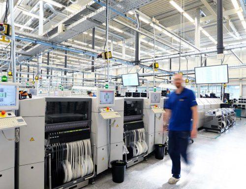 Industriewartung – Produktionsanlagen