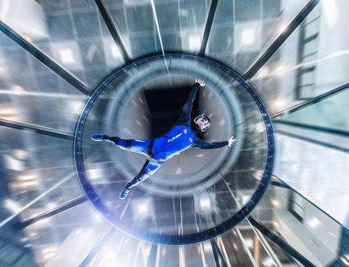 Sky-Diving-Anlagen diverse Standorte weltweit